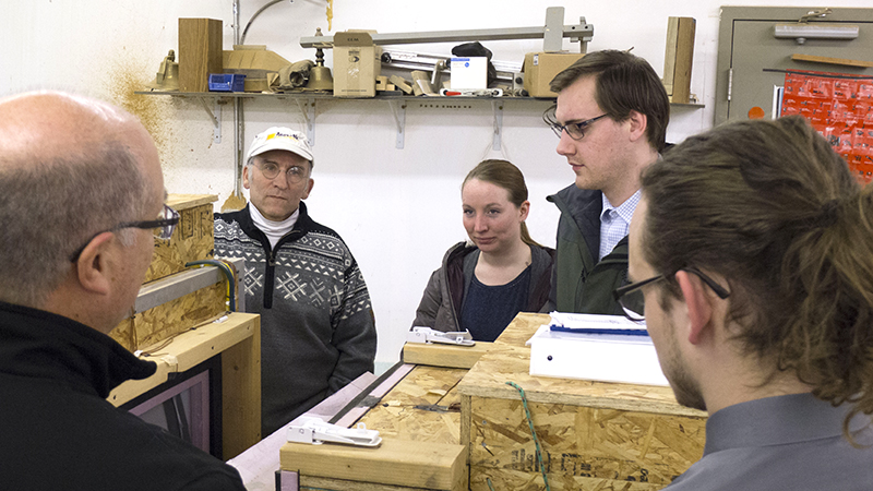 UMD Students Research at Meteek - 4